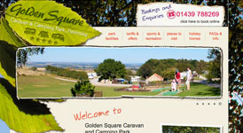 Golden Square Caravan Park