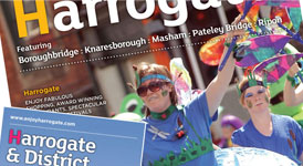 Harrogate Accommodation & Attractions Guides
