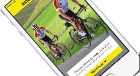 Ride the Yorkshire Routes Cycling App thumbnail