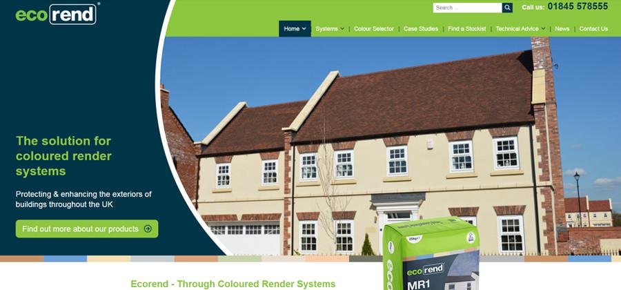 EcoRend website screengrab