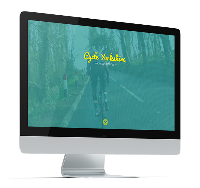 Ride the Routes Yorkshire Cycling App