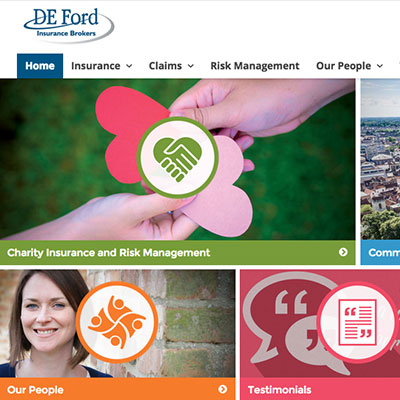 DE Ford Insurance Brokers