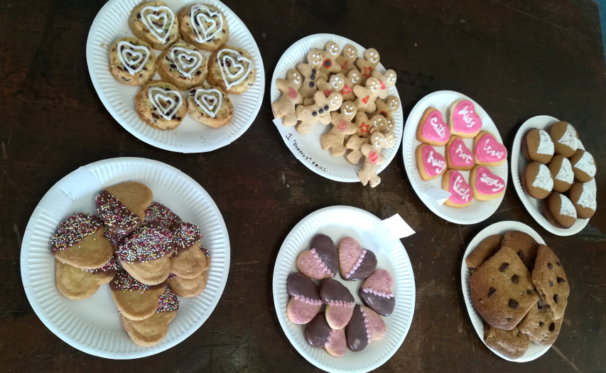 office baking entries