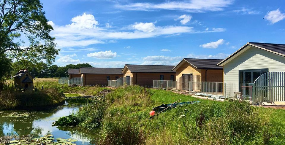 flaxton meadows lodges