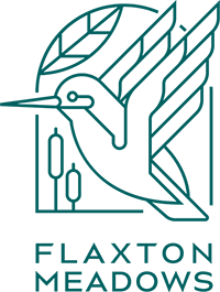 Flaxton Meadows logo